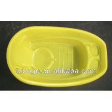 molde plástico del lavabo del bebé