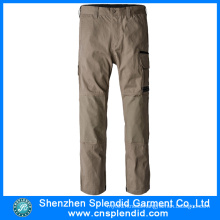 Custom Mens Industry Cargo Pockets Working Pant