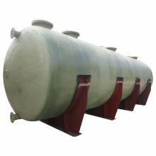 Tanque de ácido sulfúrico frp grp fibra de vidro industrial (H2SO4)