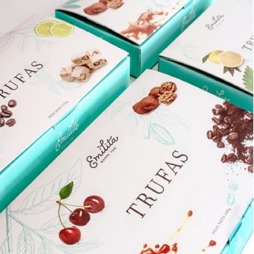 Custom color printing candypacking box