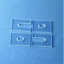 Kundenspezifische Saphir-Edelstein-Glasteile
