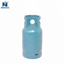 12.5kg cilindro de gas vacío de GLP, botella, tanque de propano para la venta