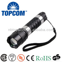 Multicolour Zoom Led Flashlight