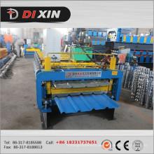 Perfil de acero de Dixin que forma la máquina