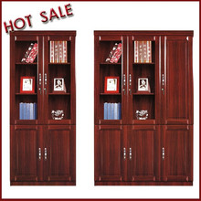 new arrival Dubai style wooden bookcase factory