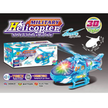 Battery Operated Helicopter B/O Toys (H9959009)