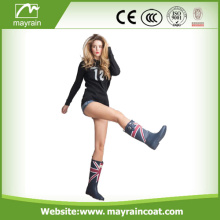 Women's Mid Calf Waterproof Rainboots