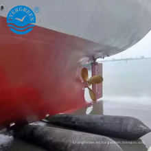 barco marino moviendo embarque airbag de barco marino airbag