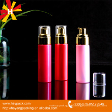 60ml cosmetic plastic bottle pump