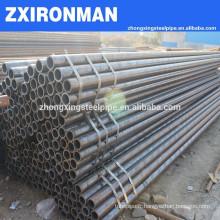 ASME SA 213 en acier sans soudure pour chaudière/black annexe 40 prix de tuyau tuyau acier/acier