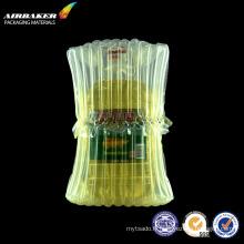 type de film protecteur et PE matière coussin d'air bag