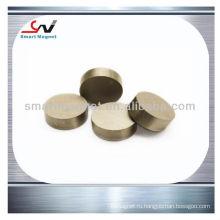 Сильный кристалл Samari Cobalt для smco-магнитов диаметром 6 мм x 6 мм smCo1: 5