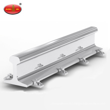 Light Rail Steel Rail 22kg Q235 Material Steel Rail Track