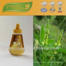 Süßer Klee Honig reiner natürlicher Honig