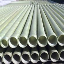 GFK / GFK Hoch korrosionsbeständiges Rohr für Wasser oder Öl