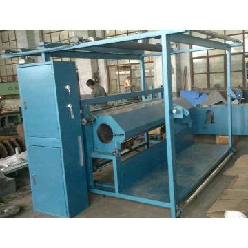 Machine d'impression de finition en tissu de velours (CLJ)