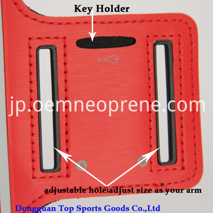 Armbands With Key Holder