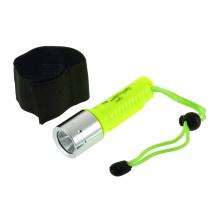 Tauchen LED Taschenlampe XM-L T6 LED 18650 Wasserdicht Tauchen Taschenlampe Lampe Licht