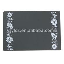 cut shape silicone mat