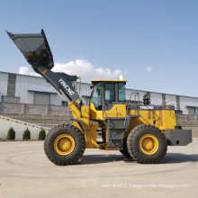 5 Ton wheel loader with economic price