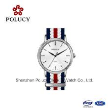 100% ecológico hecho a mano reloj 3ATM agua resistencia hombre reloj con encanto