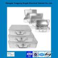 high quality customize aluminum tool box for portable tool box