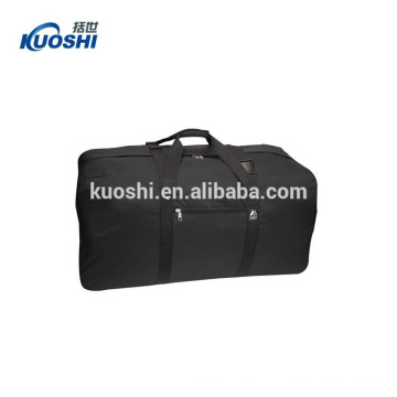 New design fashion rolling laptop travel tote bag with outside pockets