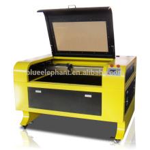 Gravura do laser 3d e máquina de corte / mini 3D