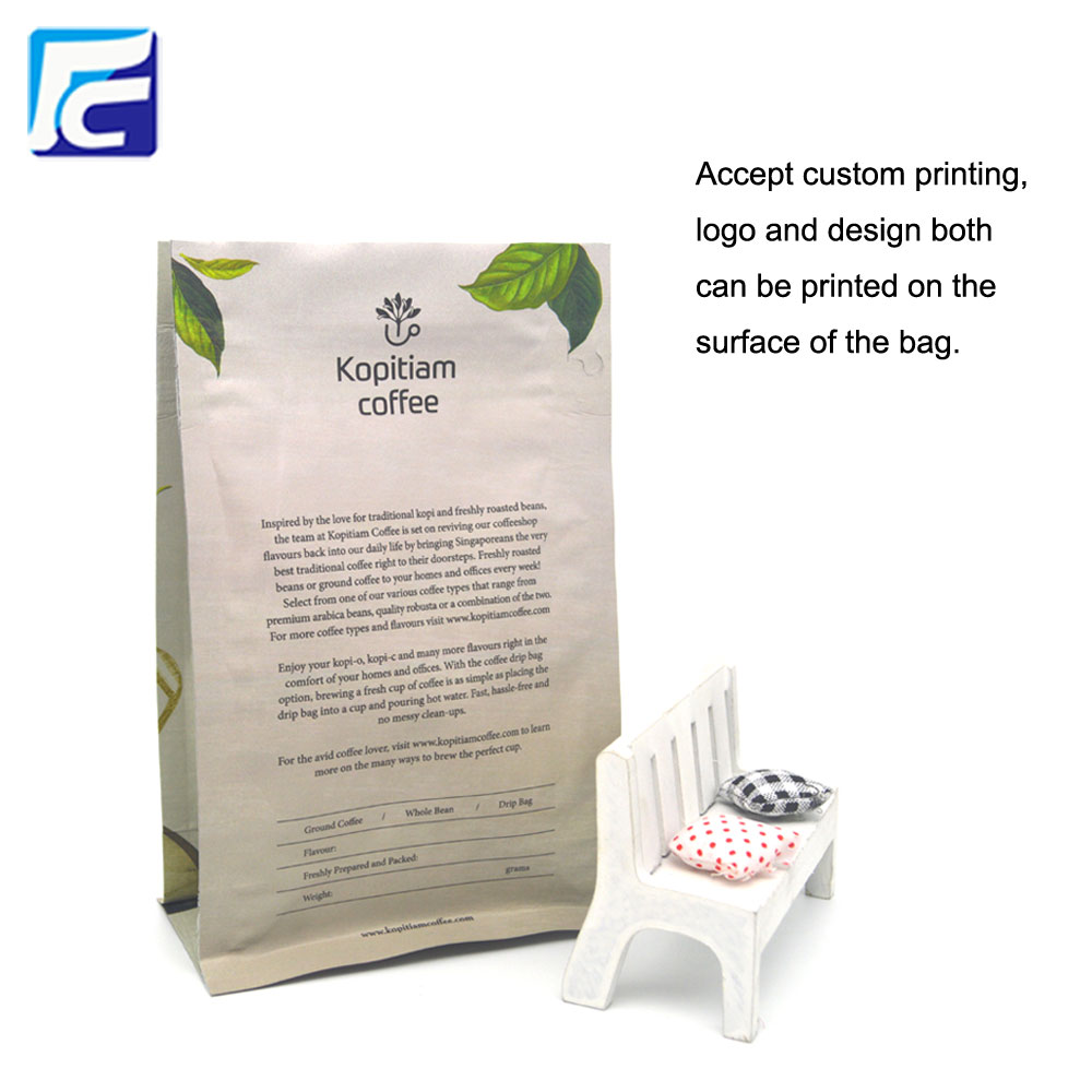 Coffee Bags With Ziplock