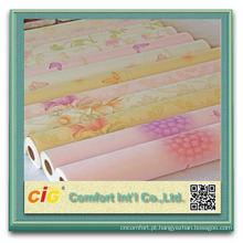 Papel de parede decorativo de alta qualidade de venda quente