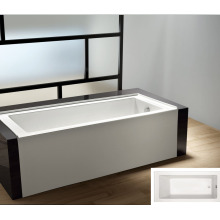 Removable Skirt Acrylic Apron Bathtub