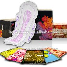 China Factory Free Sample Marke Modess Damenbinden