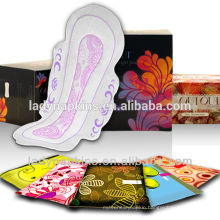 China Factory Free Sample brand modess Sanitary Napkins