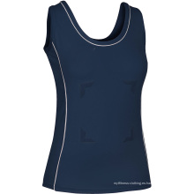 Elite Tank Top Navy Ttp-001