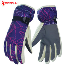 2015 Men Outdoor Ski and Snowboard Heated Gloves with Battery