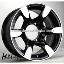 HRTC 14*7.0 and 15*8.0 and 16*8.0 luxury wheel for all offroad cars