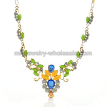 Полный элегантный темперамент удивительной древней культуры ожерелье