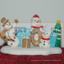 Artesanato mais vendido do ornamento do Natal