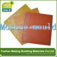 Formen für Pflastersteine Kristallmosaik