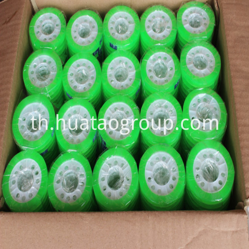 green bopp packaging tape