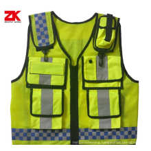 Quality Roadway safety reflective jacket