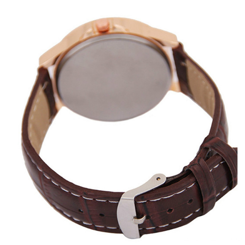 2016 New Design Noble Ladies Leather Strap Watches