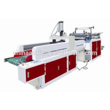 Automatic hanger Bag Making Machine film blowing machine bag making machine