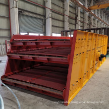 Sand Screening/Vibrating Screen Plant for Sand Separation