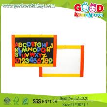 2015 Новый элемент сухого стирания с буквами и цифрами, деревянные игрушки для детей