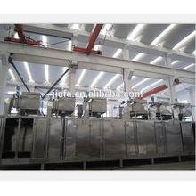 Serie Mesh Belt Drying Machine