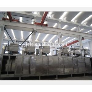 Seri Mesh Belt Drying Machine