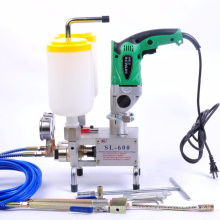 2018 High pressure grouting pump SL-600 Electric High pressure perfusion machine