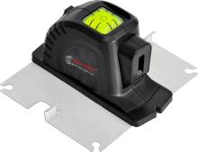 Laser levels marking line