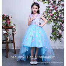 Vestido de noiva para crianças vestido de festa vestido de noiva 2017 ED564
